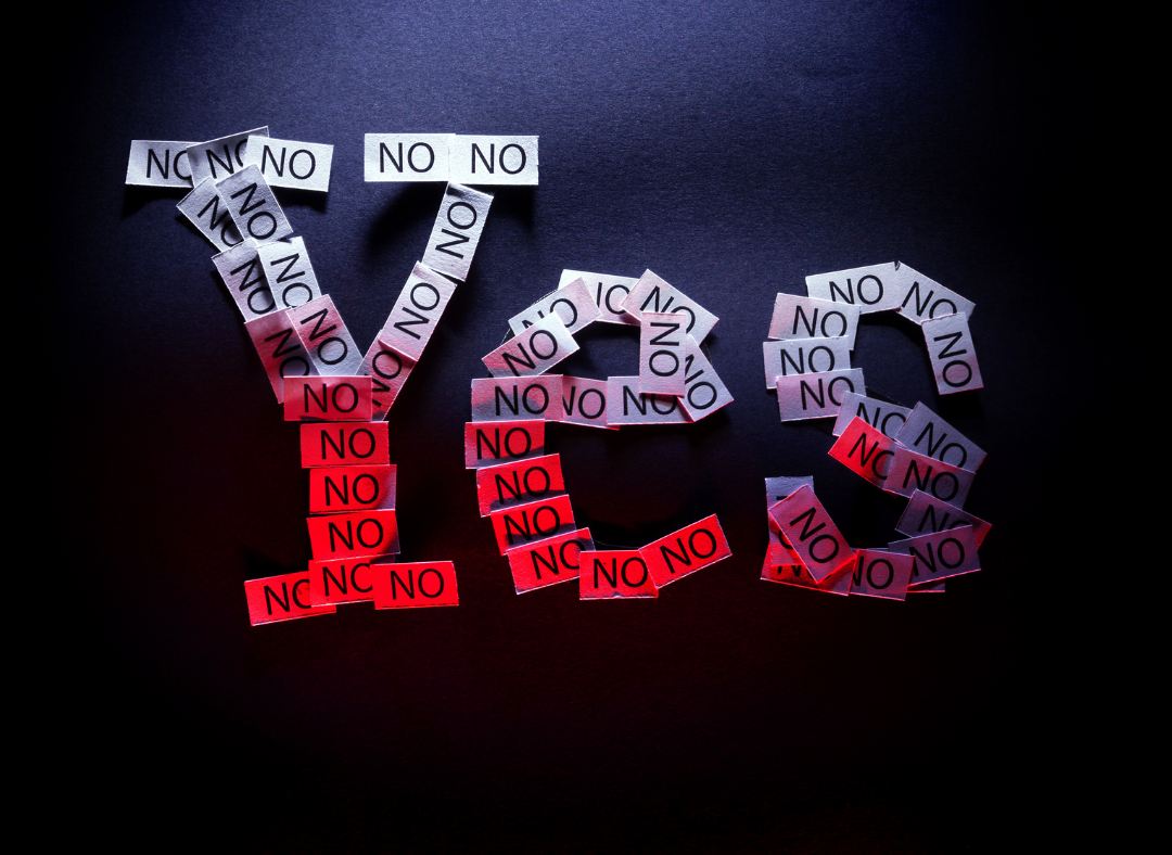 """When """"Yes"""" means """"No"""""""