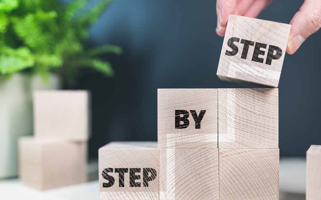 Easy! 3 Steps to Success in the next 7 Days
