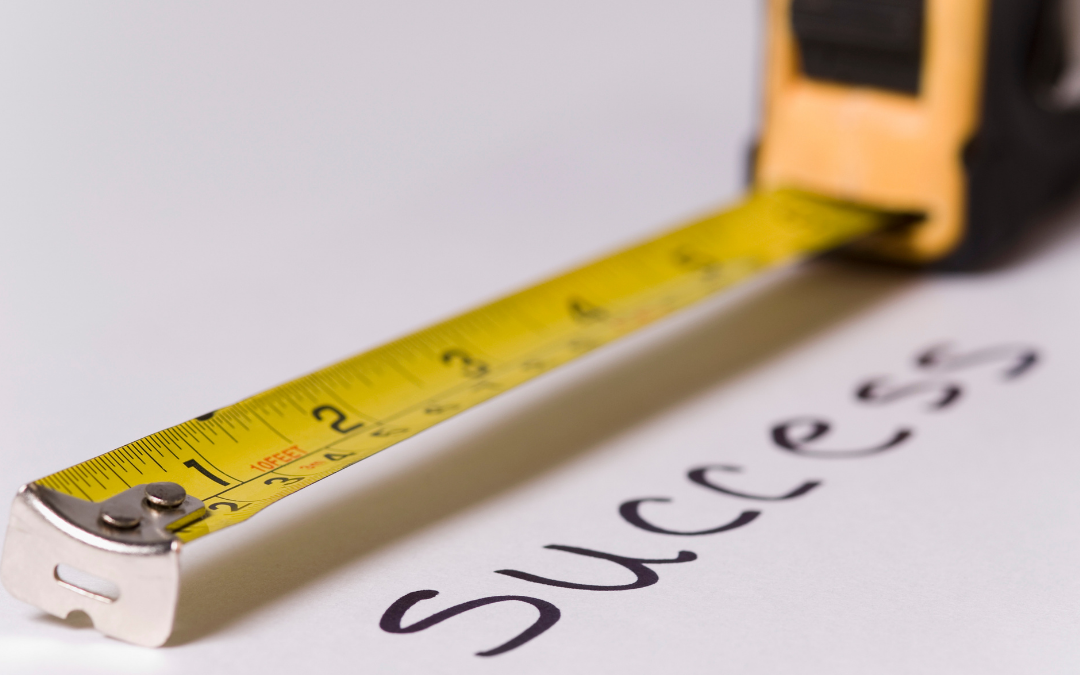 5 Things You Must Measure to Succeed